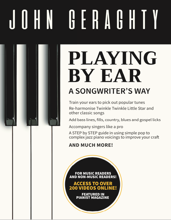 playing by ear a songwriters way